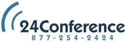 24 Conference Logo