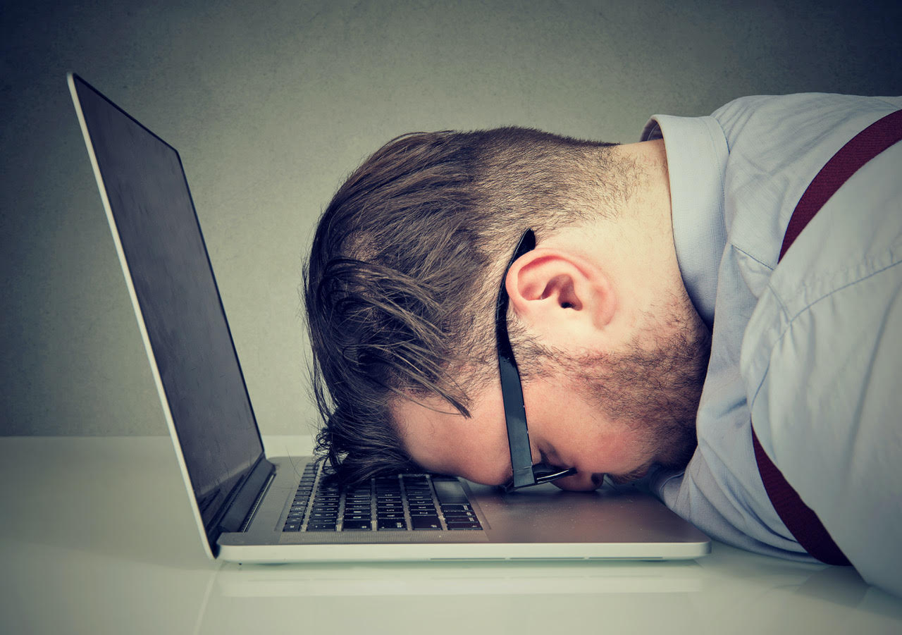 video conference takes mental toll